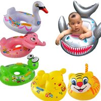 New Arrivals Portable Cartoon Inflatable Children Kids Swimm...