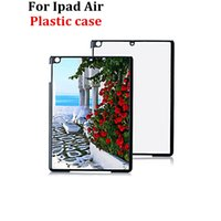 For lpad Air DIY 2D Sublimation Cases Heat Press PC Case Wit...