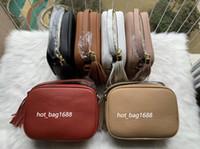 Top-Qualität Designer-Handtaschen-Mappen-Hand Frauen Handtaschen Umhängetasche Soho-Tasche Disco-Umhängetasche mit Fransen Messenger Bags Purse 22cm