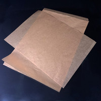 20 * 30 cm DIY colofonia de prensa ExtractionPressing su vez a flor de agua aceite de cera de fumadores Bong liberación del papel que cocina el papel de pergamino