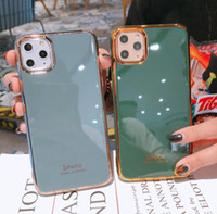 Phone Case Fashion Electroplated Soft Case Shatter- Resistant...