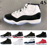 "Designer 11 concord "" 45"" Men Basketball Shoes for ..."