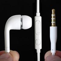 الهاتف المحمول سماعات 3.5 ملليمتر في الأذن j5 سماعة مع ميكروفون التحكم بحجم سماعات fone دي ouvido آيفون سامسونج s4 xiaomi سماعة