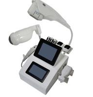 mais novo LipoSonix HIFU Ultrasonic Facial pele rugas remoção máquina corpo LipoSonix emagrecimento terapia de ultra-som rejuvenescimento corporal