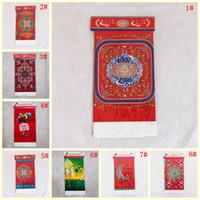 108 * 180cm Einweg-Kunststoff-Tischdecke Eid al-Fitr Ramadan Tischdecke Wasserdichte Tischtuch für Moslem Islamismus Dekoration DBC DH1408