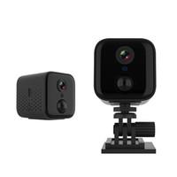 1080P WiFi Mini Wireless câmera Nanny Segurança Cam 30 dias em standby, com o apoio de detecção PIR Night Vision Movimento monitoramento remoto