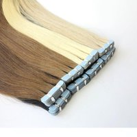Lasting 2years 50g 20pcs Brazilian Hair Tape In Hair Extensi...