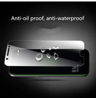 قسط 9H 0.3MM 2.5D الزجاج المقسى الشاشة لفون 6 6S 7 8 زائد X XS ماكس XR فيلم واقية