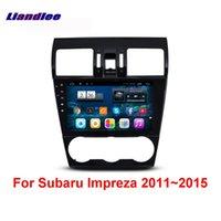 """10.2 """"자동차 안드로이드 차량 GPS Impreza 2011-2020 HD 터치 스크린 GPS Navi CD DVD 라디오 TV Andriod 시스템"""
