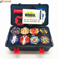 New Hot Beyblade Burst Bey Blade Toy Metal Funsion Bayblade ...
