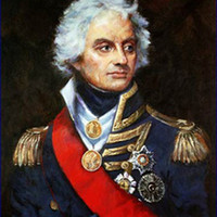 BRITISH ROYAL NAVY ADMIRAL LORD NELSON RETRATO Pintado a mano de alta calidad HD Print Figure Art pintura al óleo sobre lienzo Wall Art Office Deco