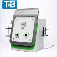 Professional portable diamond peel microdermabrasion and oxygen spa face skin rejuvenation skin cleaning basic beauty device