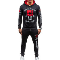 ZOGAA Men's Tracksuit  New Two Piece Set Male Casual Sweatsuit Sportwear Hooded Sweatshirt With Pants Set Men Track Suit