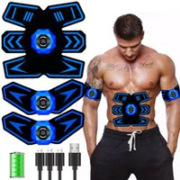 Wireless Electric abs Muscle Stimulator Muslce EMS Trainer M...