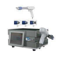 Shockwave sistema de terapia del dolor máquina de la máquina de ondas de choque de presión de aire neumático para la disfunción eréctil