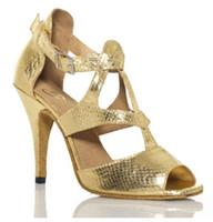 materiales especiales XSG Nueva llegada del envío libre en mujeres bailando la danza del vientre latino de las mujeres de tacón alto de los zapatos del desgaste danza de los zapatos inferiores suaves