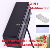 Многофункциональный контроль доступа Съемник для контроля доступа для магнитной полосы или Magstripe + IC или Magstripe + RFID или MAGSTIPE + IC + RFID + PSAM для блокировки двери