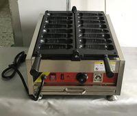 Envío libre 8 PC de forma comercial hombre del pene Waffle máquina del fabricante Un pedazo de máquina gayke