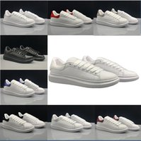 Black White Platform Classic Casual Shoes Casual Sports Skat...