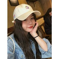 Unicorn Embroidered Baseball Cap female fashion spring and s...