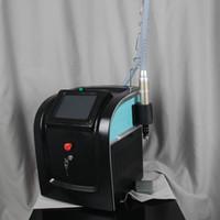 Rimozione del tatuaggio Pico del laser ad alta tecnologia Q Switch Pico Laser 1064nm 532nm 755nm Rimozione pigmento Picosecond ND YAG Laser Tattoo Rimozione del tatuaggio