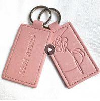 المفاتيح الوردي فتيان بانقتان الحبل الحب نفسي سلاسل المفاتيح RAPMONSTER V JUNGKOOK جيمين JHOPE RM كيرينغ اكسسوارات