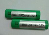 Alta Qualidade HG2 HOT 18650 bateria de lítio VTC4 / bateria VTC5, bateria li-ion bateria 18650 para todos os tipos de e cigsNEW