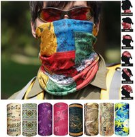 Outdoor Multifunctional Bandana Scarf Windproof UV Protectio...
