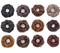 Outils de coiffure Bande de cheveux élastique Bande de cheveux fausse noire Cravates Anneaux de corde Cordes Ressorts à gomme Porte-queue de cheval Accessoires