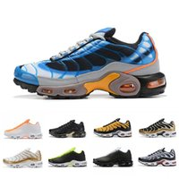 2019 HOT Tn Inoltre Mercurial del progettista del Mens Sneakers Chaussures Homme Tns Uomini Zapatillas Mujer Mercurial addestratori Running Shoes Size 40-46