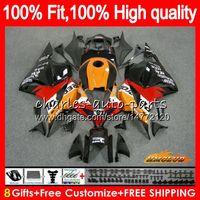OEM Satılık Honda CBR 600 RR CBR600RR için Turuncu Enjeksiyon 600F5 74HC.2 CBR600 RR CBR 600RR 600CC F5 2009 2010 2011 09 10 11 12 PERAKAL