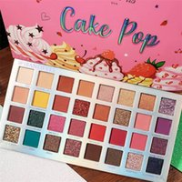 Flesh Beauty Eye Makeup Amor Usa Cake Pop 32 Color Glitter B...