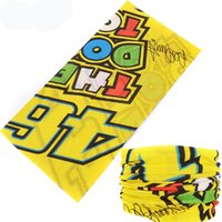 Cartoon Print Bicycle Seamless Bandanas Summer Outdoor Sport...