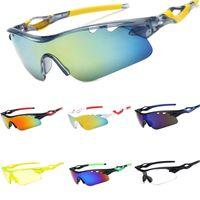 ركوب luxtury الرجال النظارات الشمسية الرياضة في الهواء الطلق نظارات للأشعة فوق البنفسجية 400 للدراجات للرجال والنساء النظارات الشمسية لclimbling