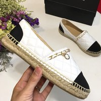 espadrillas Fashion Luxury Designer Women Shoes Scarpe casual piatte donna di alta qualità Taglia 35-41 Modello AS051503
