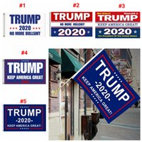 90x150cm Bandiera Trump 2020 Stampa Keep America Great Banner Garden window Decor Presidente USA American Donald Flag AAA1998