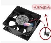 새로운 서보 CNDC24Z7C - 042 24V0.37A 9W 원본 변환기와 2 라인 변환기 팬