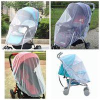 Bebek Arabası Bebek arabası Sivrisinek Böcek Shield Net Güvenli Bebekler Koruma Mesh Arabası Aksesuarları Sepeti Cibinlik VT0146