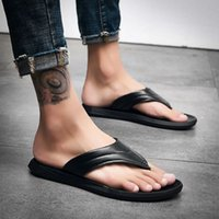 The latest fashion flip- flops, leather slippers, popular sum...