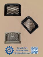 Flash de muertes JJ Airsoft Killflash cubierta Proctor para Trijincon RMR de interés Red Dot Reflex (Negro / Canela)