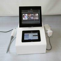 HIFU وجه آلة رفع لعنق الجلد رفع تشديد كثافة عالية وركزت الموجات فوق الصوتية الوجه HIFU Liposonix الجسم آلة التخسيس