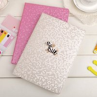 Luxury Tablet case Rhinestone Swan PU Leather for iPad 2 3 4...
