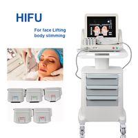 Melhor venda portátil Hifu Machine Hifu Slimming Face e Body Beauty Hifu Liposonix máquina não-invasiva anti-envelhecimento