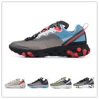 New Designer Epic Element 87 Undercover Mens women Running S...