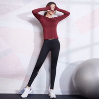 Fanceey Frauen Mesh-Workout Yoga Set Fitness Frauen Patchwork Jogging Wear Gym Leggings Sport Anzug Gym Bekleidung Sport