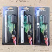 100% Authentic EVOD MT3 Blister Kit Kit singoli Kit singoli Ego Starter Kit E Cigs Sigarettes 650mAh 900mAh 1100mAh Evod Battery Atomizzatore MT3