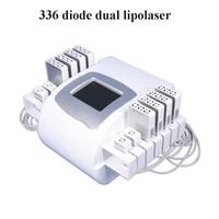 Hot sell! Japan Mitsubishi Laser Home use fat melting 650nm 980nm laser therapy lipo laser slimming machine