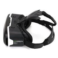 6 original shinecon vr caixa 2.0 google papelão virtual realidade smartphone óculos de óculos vr fone de ouvido