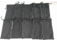 Лето sunglasse черный 16,5 * 7 * 5,5 см очки сумка сумка для очков женские и мужские солнцезащитные очки сумки бесплатная доставка 20 шт. / Лот