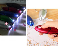 LED lamp pen Key pendant Bolt driver Tool Ballpoint Ball pen...